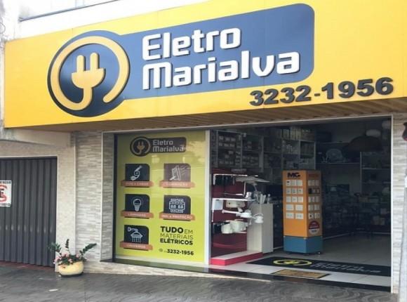 Eletro Marialva - R. Santa Efigênia, 980 - Marialva - PR (44)3232 1956