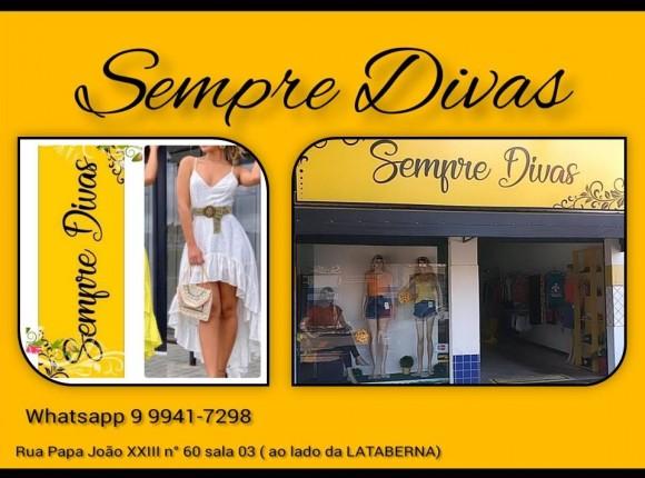 Sempre Divas - R. Papa João XXIII, 60 Sala 03, centro Marialva PR (43)99941 7298
