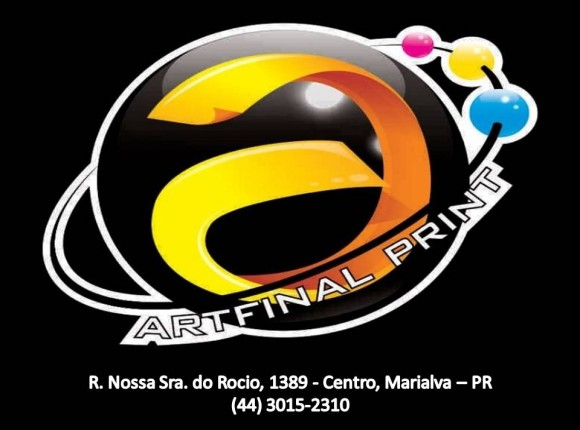 Artfinal Print - R. Nossa Sra. do Rocio, 1389, Centro, Marialva - (44)3015 2310